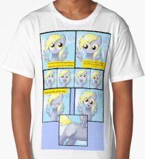 My Little Pony: How Derpy Became Derpy Long T-Shirt