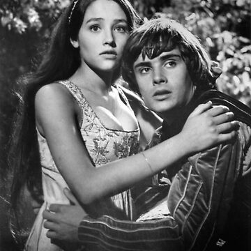Romeo and Juliet 1968 by olivehigham