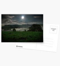 Nightscape Postcards