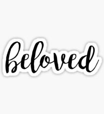 beloved Sticker