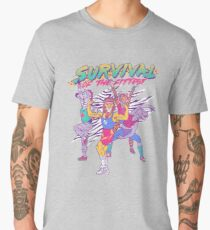 Survival Of The Fittest Men's Premium T-Shirt