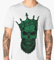 #Skull #Beard Men's Premium T-Shirt