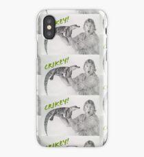 Steve Irwin iPhone Case/Skin