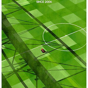 Arsenal Stadium by Astvdillo