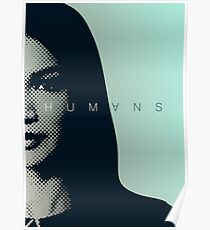 HUMANS TV Show - MIA Poster