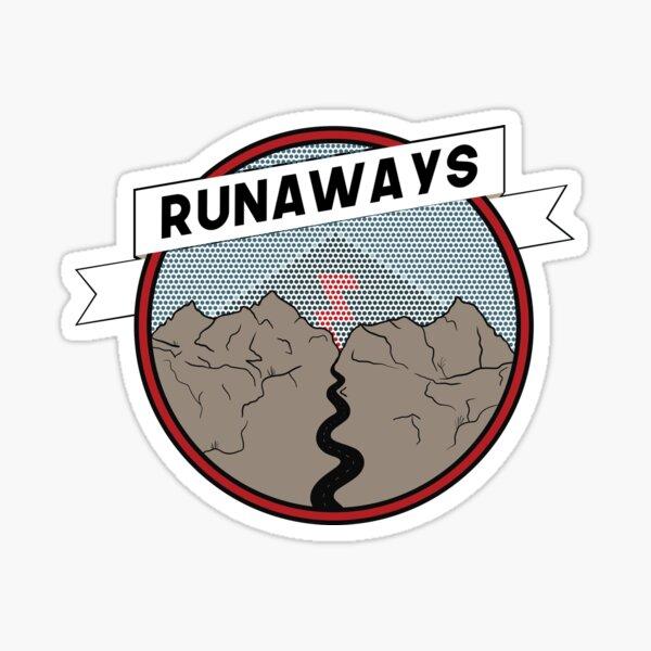Runaways Sticker