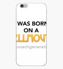 Born on a Hellmouth iPhone Case