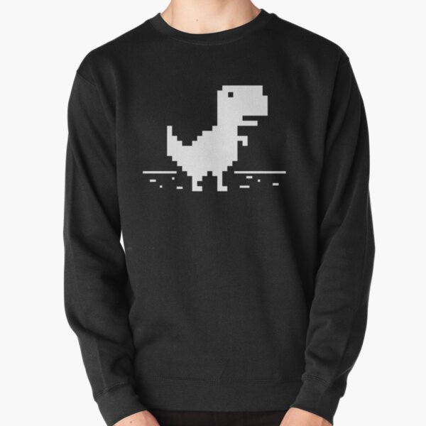 Chrome t-rex Pullover Sweatshirt