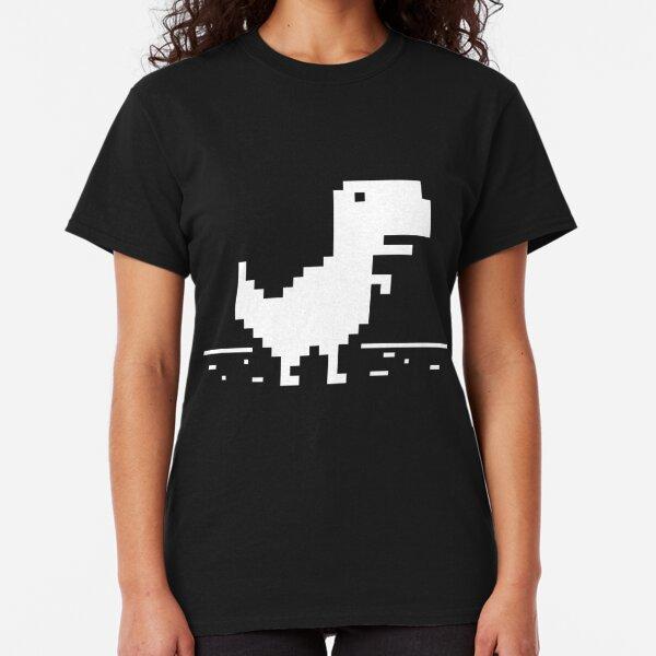 Chrome t-rex Classic T-Shirt