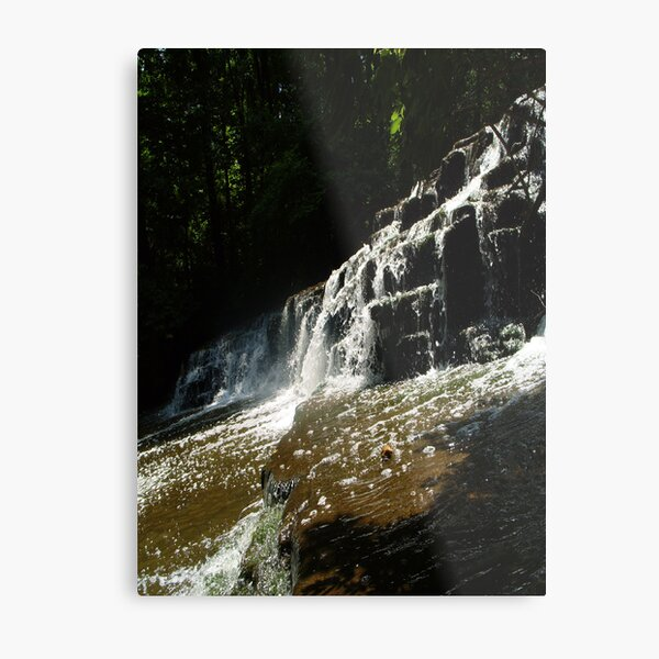 The Song of the River Metal Print