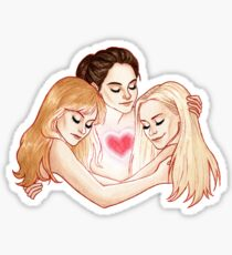 Big Little Lies Friendship Sticker