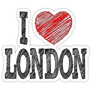 i love london cases & skins by Sami-Djebli