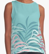 Summer leaves Contrast Tank