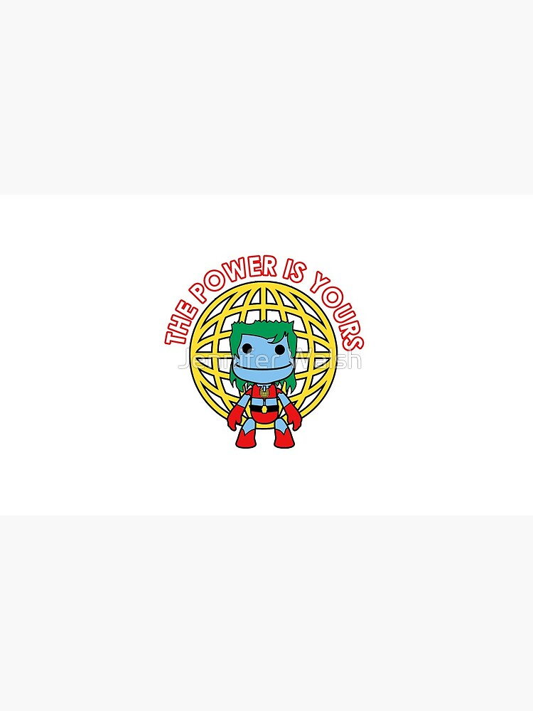 Captain Little Big Planet - Multiple Colors - Red Text by InsertTitleHere