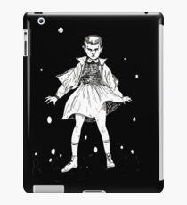 Stranger Things 11 iPad Case/Skin
