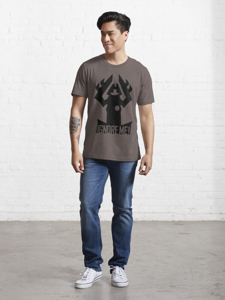 Alternate view of IGNORE ME! Essential T-Shirt