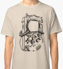Steampunk Game Boy Classic T-Shirt