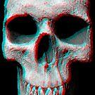 DEATH IN 3D by saintdevil