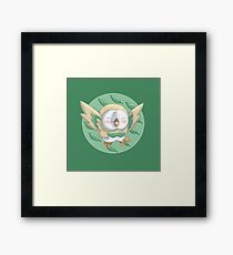 Rowlet - Pokemon Framed Print