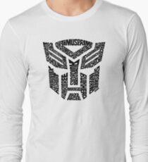 Transformers Autobots Long Sleeve T-Shirt