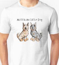 Best Friends - Australian Cattle Dog - Dogs - Gift Unisex T-Shirt