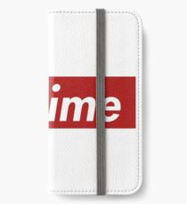 Supreme/Sublime Tee iPhone Wallet/Case/Skin