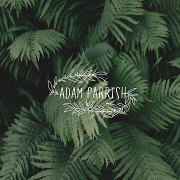 Adam Parrish by bookbrd