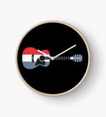 Reloj Guitarra americana Harmony Buck Owens