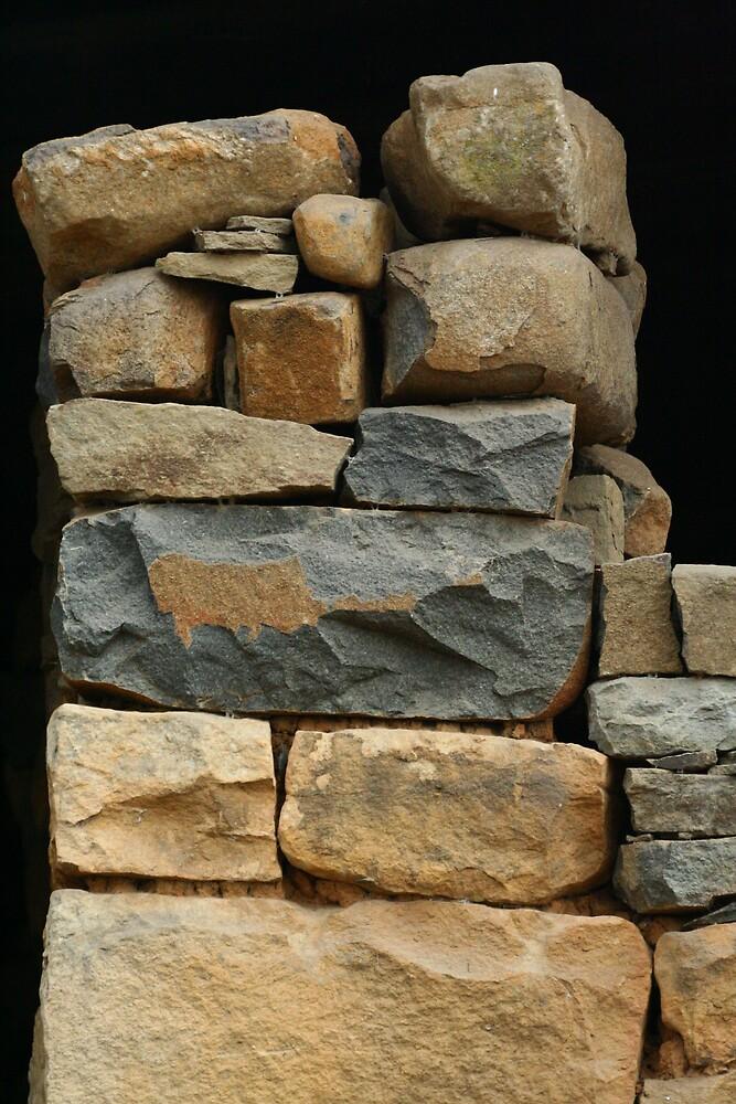 simple stone by CarolineKruger