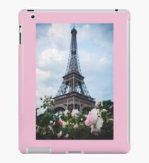 Roses and the Iron Lady iPad Case/Skin