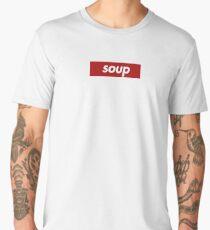 Soup Tee / Supreme Men's Premium T-Shirt