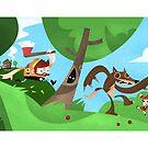 Woodsman by A4man Artist