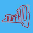 Buffalo NY Gifts by yelly123