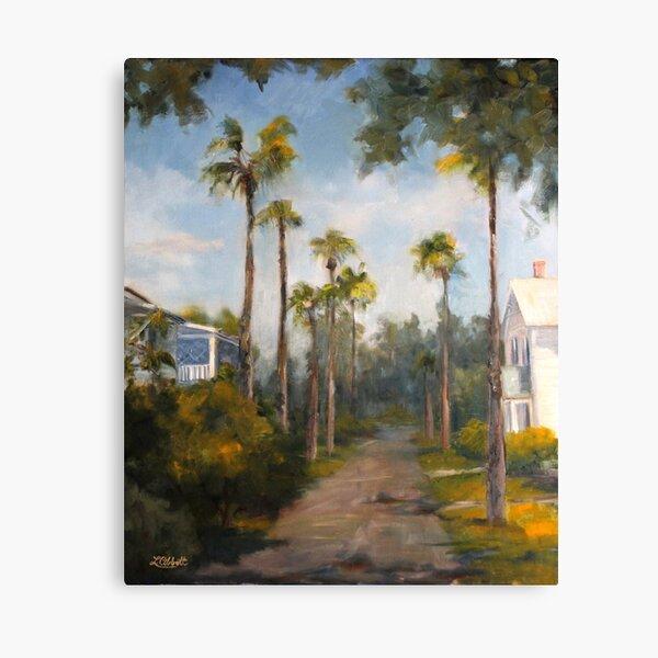 The Avenue Canvas Print