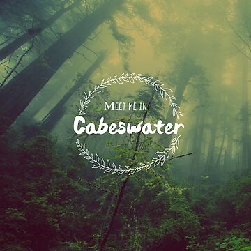 Meet me in Cabeswater by bookbrd