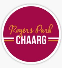 Rogers Park CHAARG Sticker