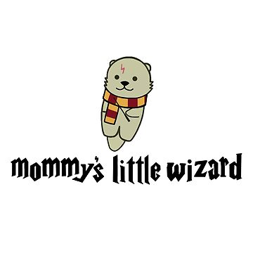 Mommy's Little Wizard by staceyroman