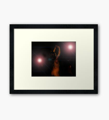 Dancer 34 Framed Print