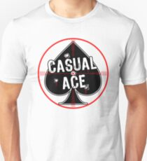 Casual Ace [Roufxis - RB] Unisex T-Shirt