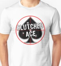Clutched Ace [Roufxis - RB] Unisex T-Shirt