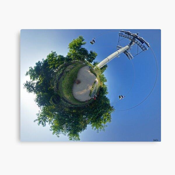Earth Sculptures at Floriade 2012 Canvas Print