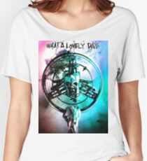 mad max fury road quote Women's Relaxed Fit T-Shirt