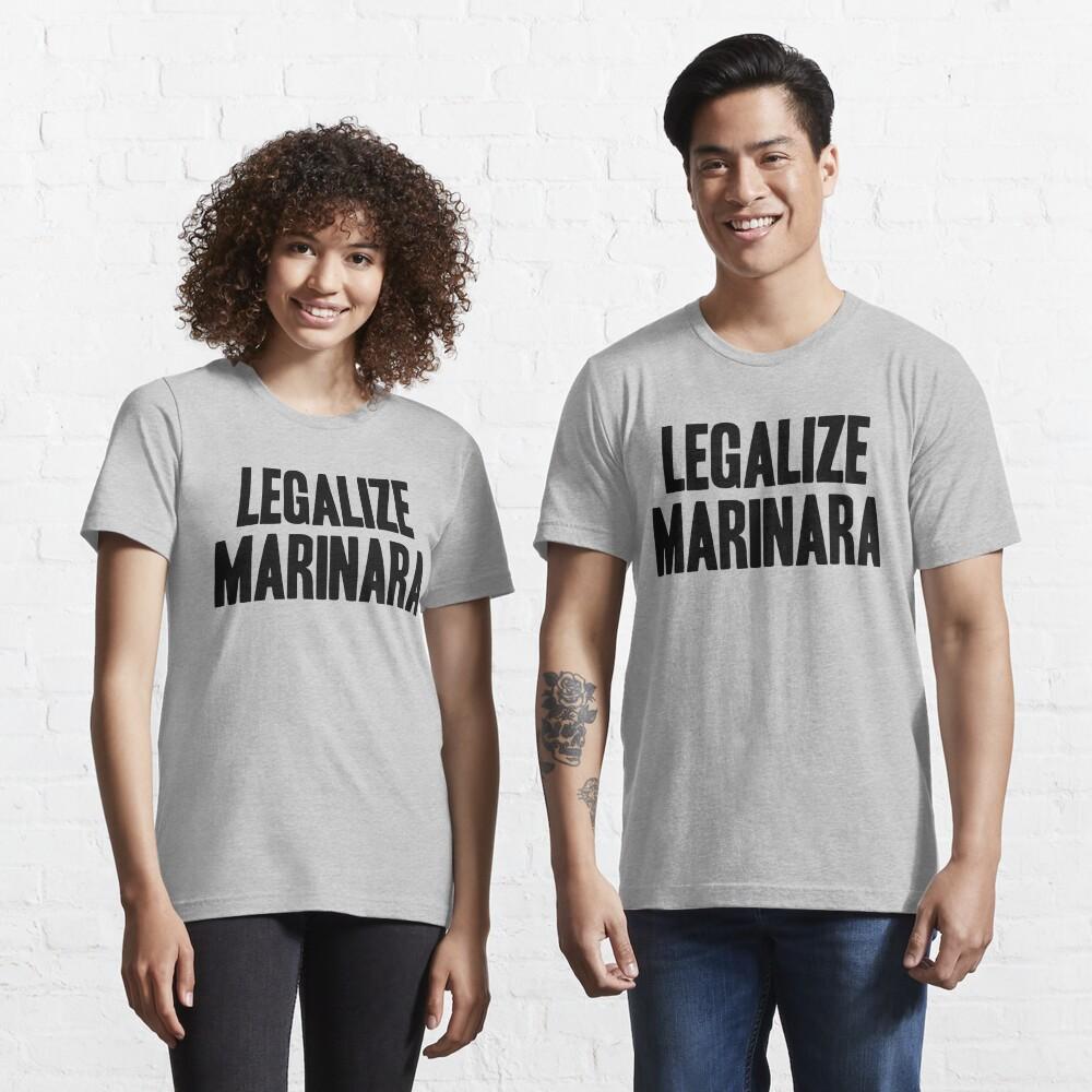 Legalize Marinara Essential T-Shirt