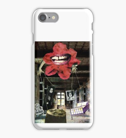 """""""Memories"""" - surreal fantasy collage mixed media iPhone Case/Skin"""