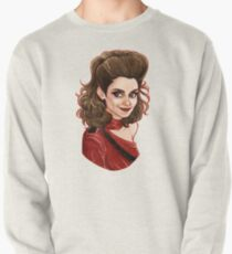 Zoya The Destroya - GLOW Pullover