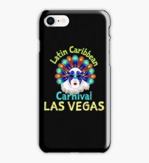 Latin caribbean Festival Las vegas shirt iPhone Case/Skin