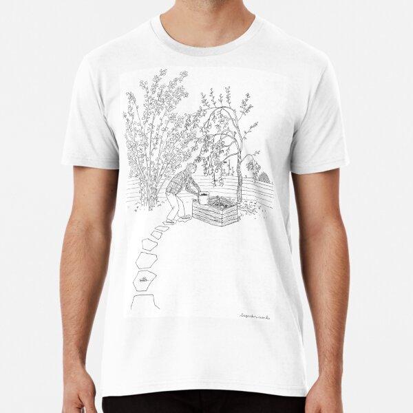 beegarden.works 001 Premium T-Shirt