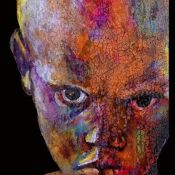 THE MAGICIAN - urban black by ARTito