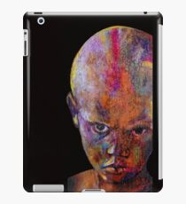 THE MAGICIAN - urban black iPad Case/Skin