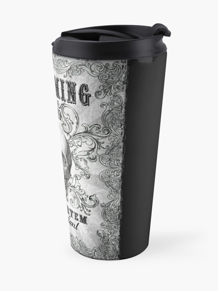 Alternate view of Embalming fluid Travel Mug